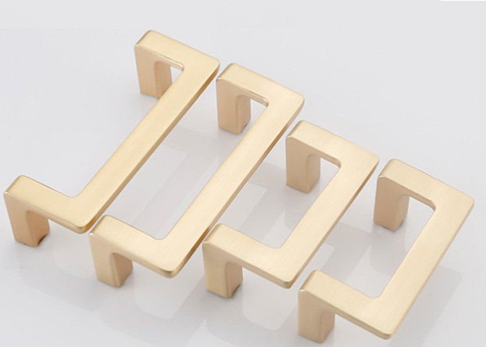 64mm 96mm Furniture Drawer Pulls High Ageing Resistance For Cabinets And Wardrobe
